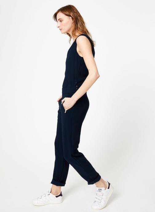 Vêtements IKKS Women 1 Cbl Sm Bleu vue bas / vue portée sac