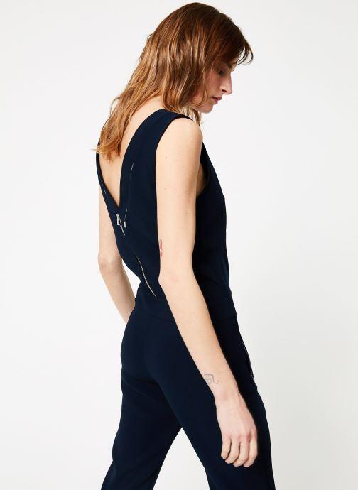 Vêtements IKKS Women 1 Cbl Sm Bleu vue détail/paire