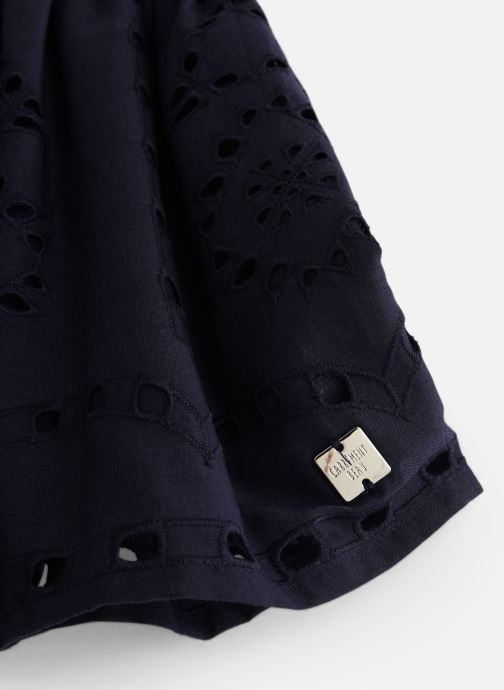 Vêtements CARREMENT BEAU Y13061 Bleu vue portées chaussures