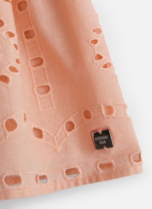 Vêtements CARREMENT BEAU Y13061 Rose vue portées chaussures