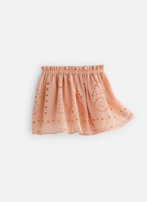 Vêtements CARREMENT BEAU Y13061 Rose vue détail/paire