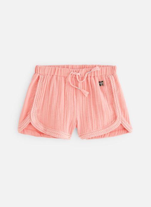 Vêtements CARREMENT BEAU Y14126 Rose vue détail/paire