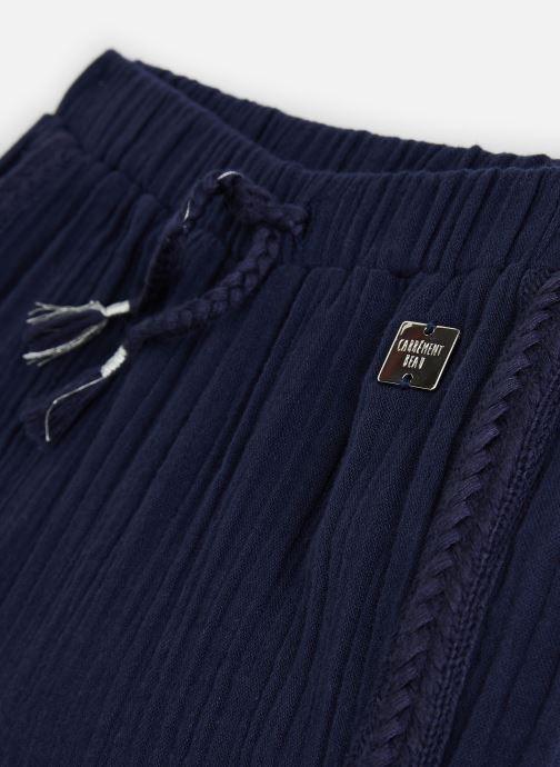 Vêtements CARREMENT BEAU Y14126 Bleu vue portées chaussures