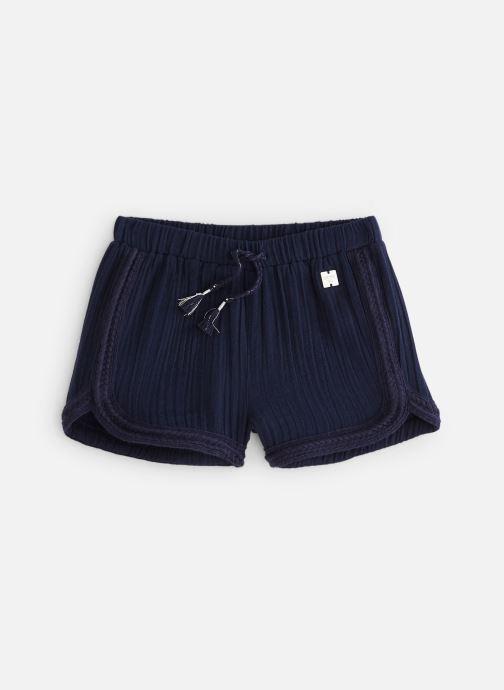 Vêtements CARREMENT BEAU Y14126 Bleu vue détail/paire