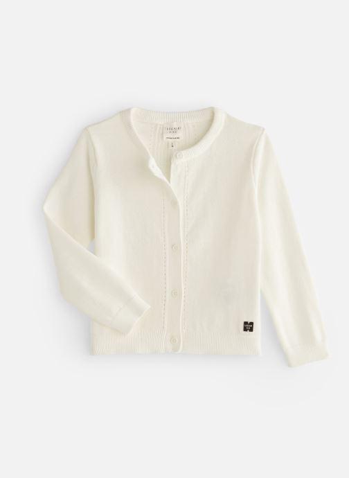 Vêtements CARREMENT BEAU Y15258 Blanc vue détail/paire