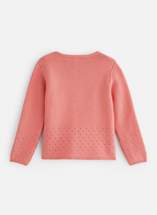 Vêtements CARREMENT BEAU Y15262 Rose vue bas / vue portée sac