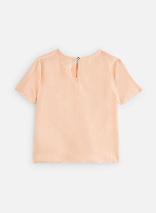 Vêtements CARREMENT BEAU Y15263 Orange vue bas / vue portée sac