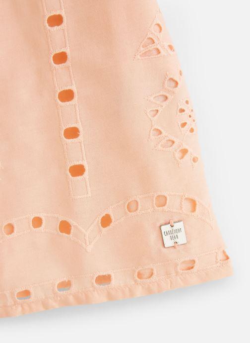 Vêtements CARREMENT BEAU Y15263 Orange vue portées chaussures