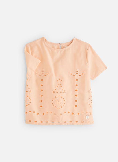 Vêtements CARREMENT BEAU Y15263 Orange vue détail/paire