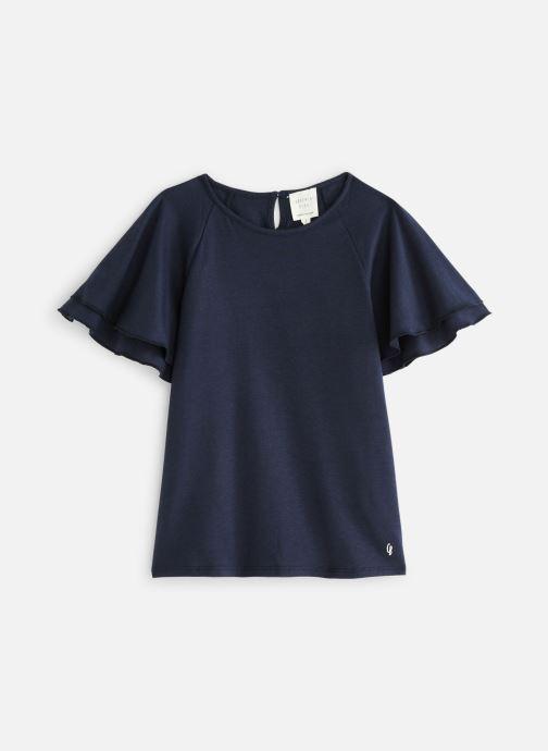 Vêtements CARREMENT BEAU Y15281 Bleu vue détail/paire