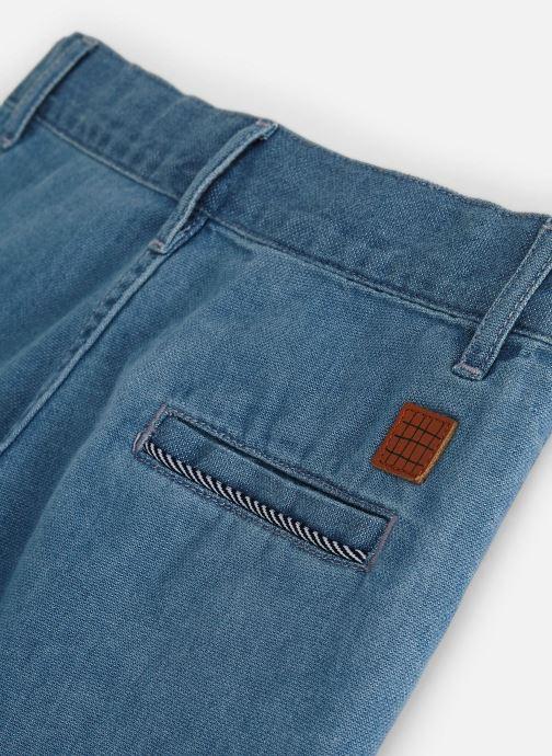 Vêtements CARREMENT BEAU Y24114 Bleu vue portées chaussures