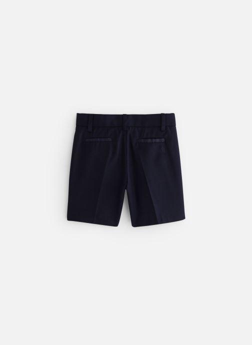 Vêtements CARREMENT BEAU Y24E82 Bleu vue bas / vue portée sac