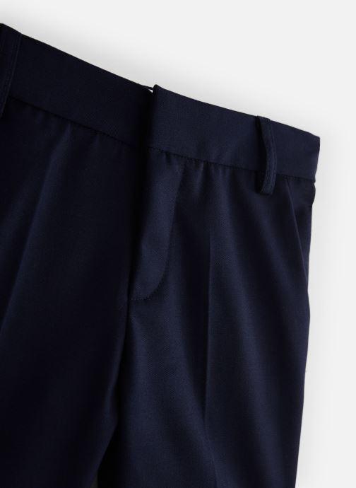Vêtements CARREMENT BEAU Y24E82 Bleu vue portées chaussures
