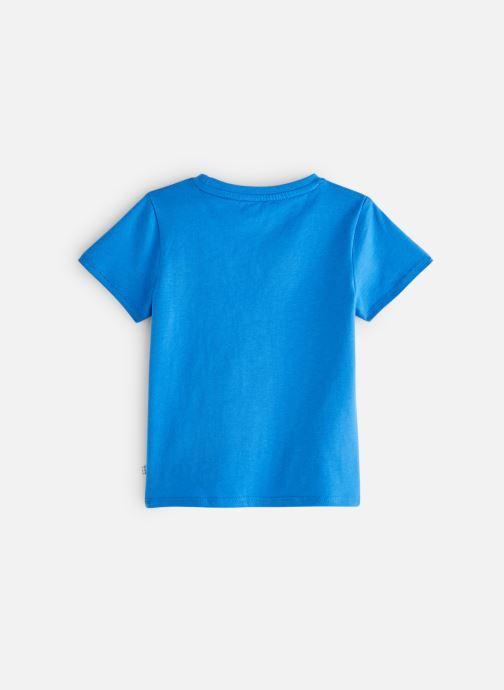 Vêtements CARREMENT BEAU Y25246 Bleu vue bas / vue portée sac