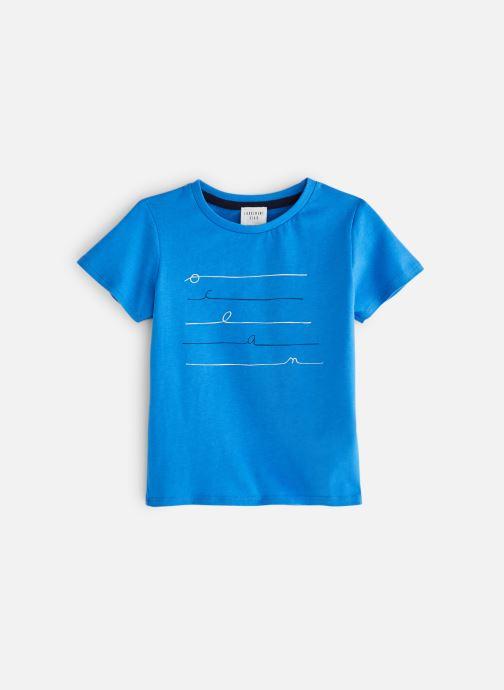 Vêtements CARREMENT BEAU Y25246 Bleu vue détail/paire