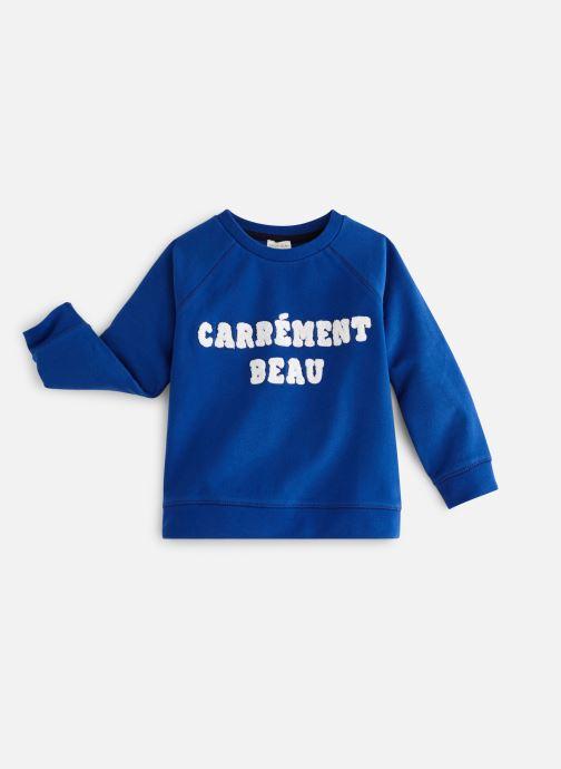 Vêtements CARREMENT BEAU Y25264 Bleu vue détail/paire