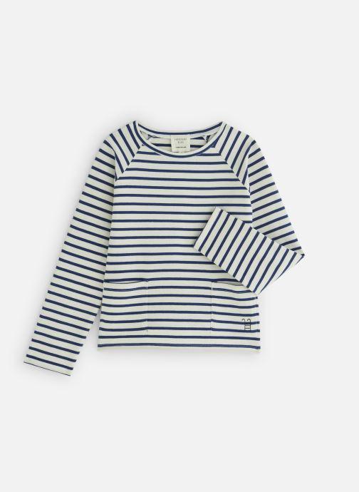 Vêtements CARREMENT BEAU Y25E32 Blanc vue détail/paire