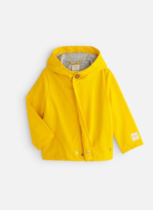 Vêtements CARREMENT BEAU Y26074 Jaune vue détail/paire