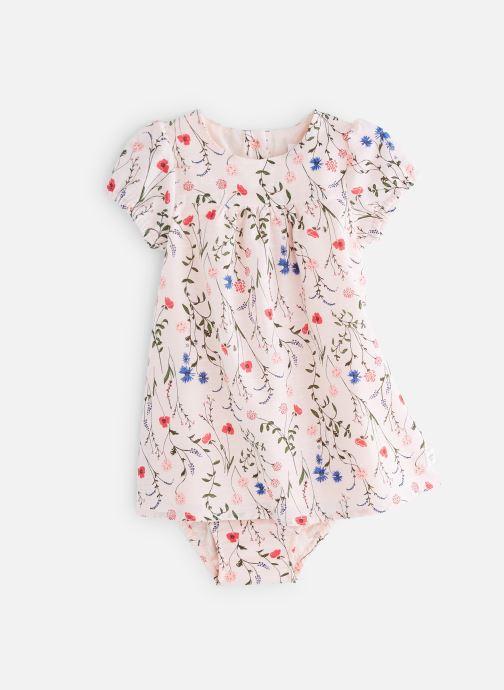 Vêtements CARREMENT BEAU Y92062 Rose vue détail/paire