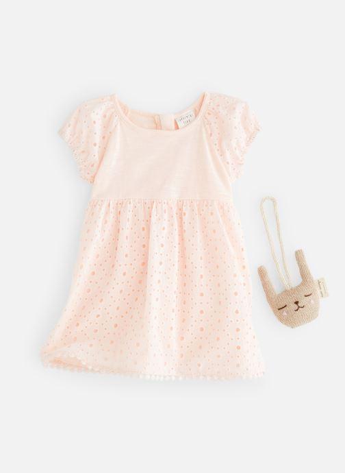 Vêtements CARREMENT BEAU Y92069 Rose vue détail/paire