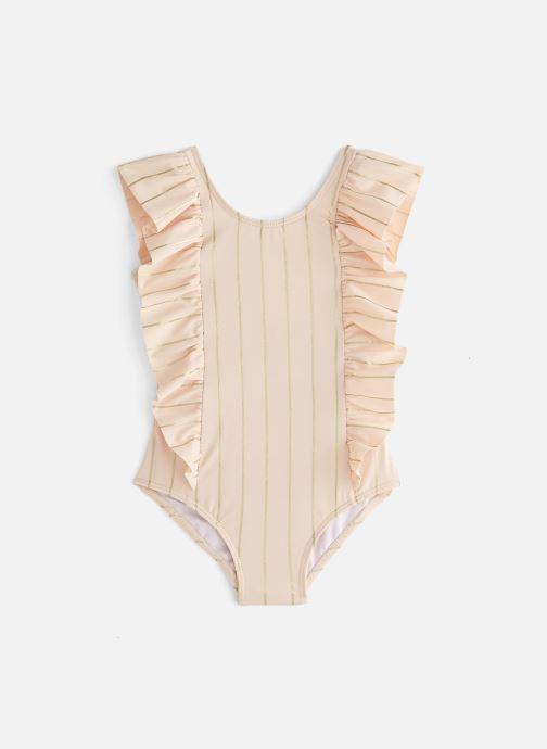 Vêtements CARREMENT BEAU Y10116 Rose vue détail/paire