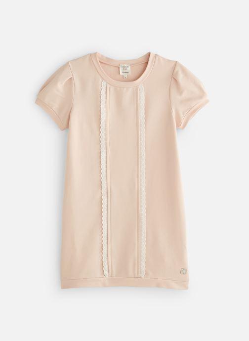 Vêtements CARREMENT BEAU Y12159 Rose vue détail/paire