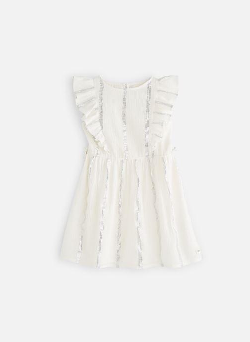 Vêtements CARREMENT BEAU Y12167 Blanc vue détail/paire