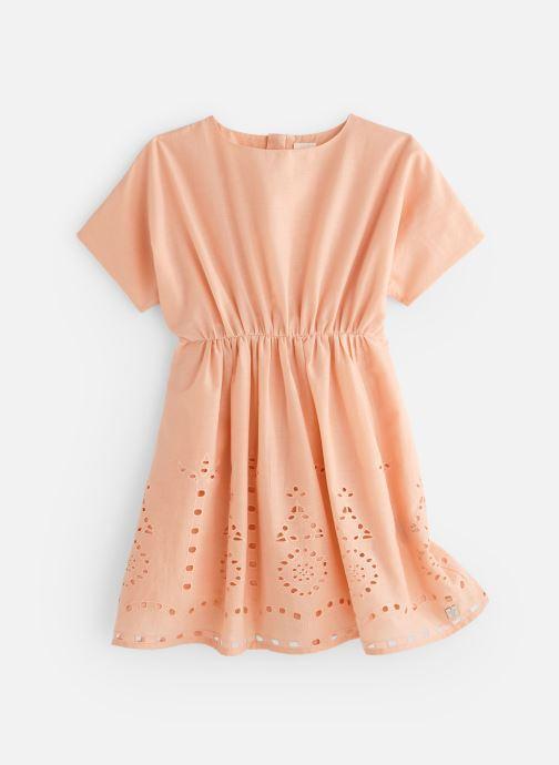 Vêtements CARREMENT BEAU Y12171 Rose vue détail/paire