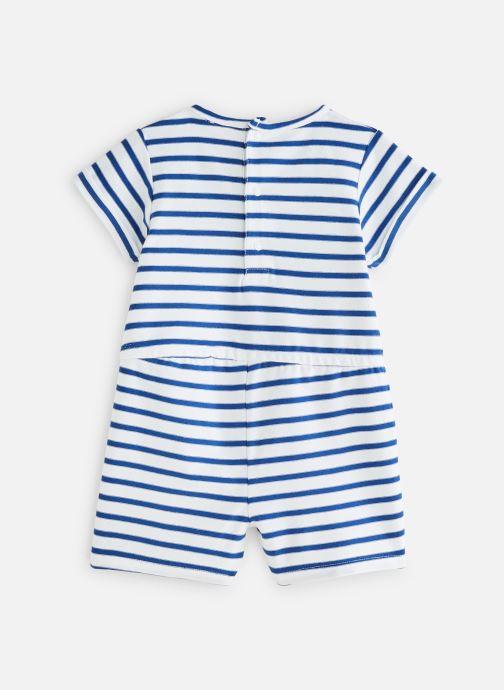 Vêtements CARREMENT BEAU Y94111 Bleu vue bas / vue portée sac