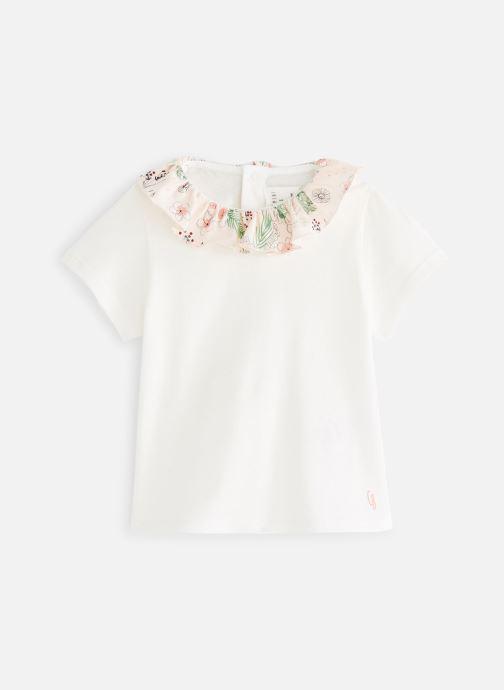 Vêtements CARREMENT BEAU Y95164 Blanc vue détail/paire