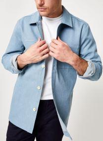 Kleding Accessoires Overshirt Bleach denim CHEMENIA