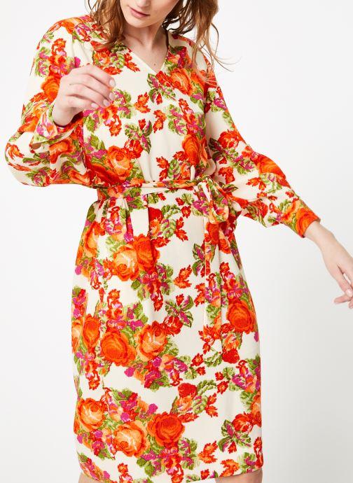 Vêtements Essentiel Antwerp SARINA Blanc vue détail/paire