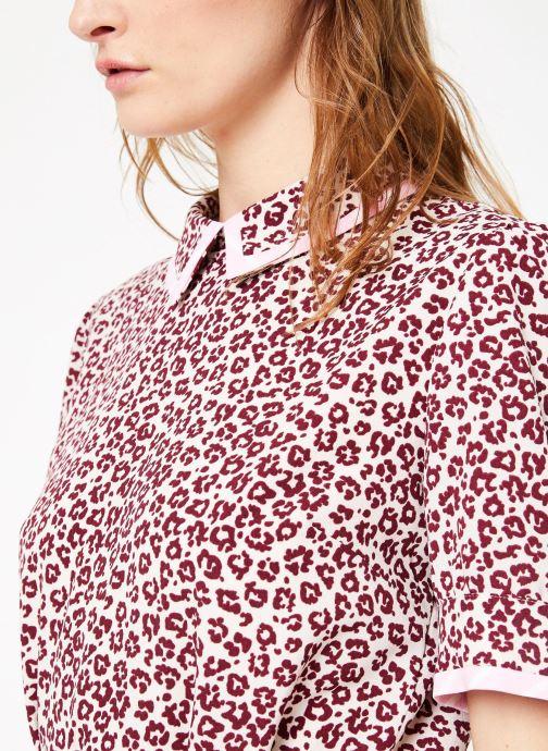 Vêtements Essentiel Antwerp SAOIRSE Marron vue face