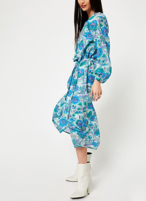 Vêtements Essentiel Antwerp SKILLED Bleu vue bas / vue portée sac