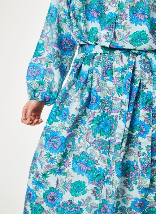 Vêtements Essentiel Antwerp SKILLED Bleu vue face