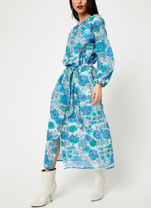 Vêtements Essentiel Antwerp SKILLED Bleu vue détail/paire