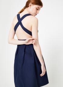 DRESS - APRON DRESS
