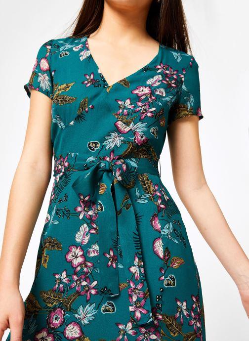 Vêtements IKKS Women W ROB MC PASSIF Vert vue détail/paire