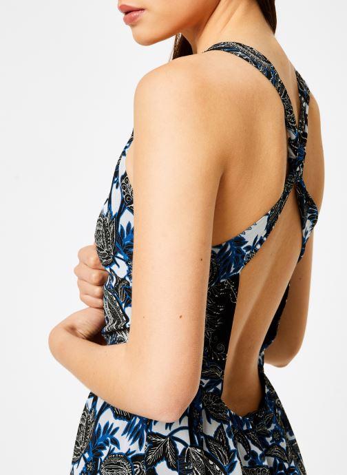 Vêtements IKKS Women ROB SM PAISLEY Noir vue face
