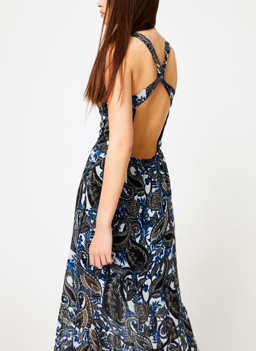 Vêtements IKKS Women ROB SM PAISLEY Noir vue détail/paire