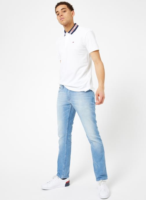 Blue Slim Tommy Belb Light Vêtements Jeans Scanton Berry mnwyvON80