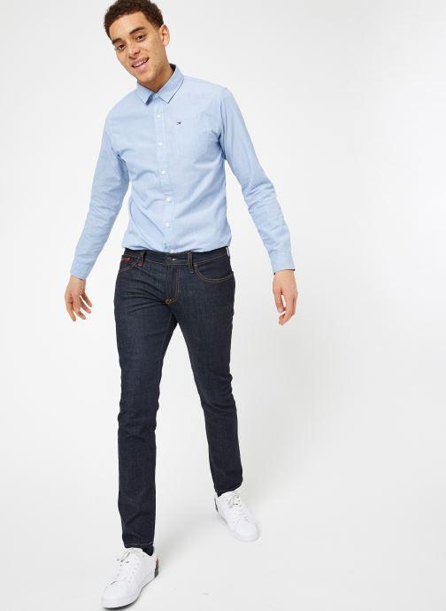 Vêtements Slim Rinse Scanton Rinsc Tommy Jeans jUqzGLSVMp