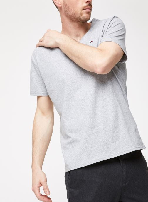 Tøj Accessories TJM ORIGINAL JERSEY V NECK TEE