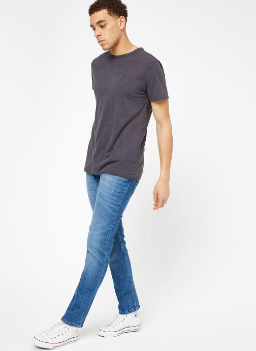 Tøj Tommy Jeans TJM ORIGINAL TRIBLEND TEE Grå se forneden