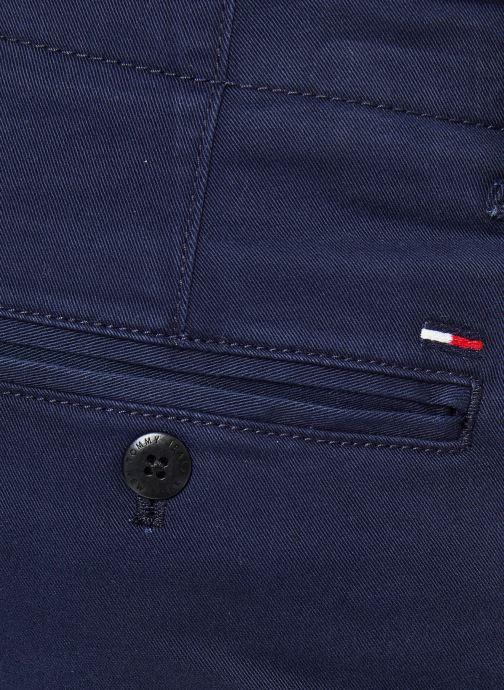 Vêtements Tommy Jeans TJM ESSENTIAL SLIM CHINO Bleu vue face