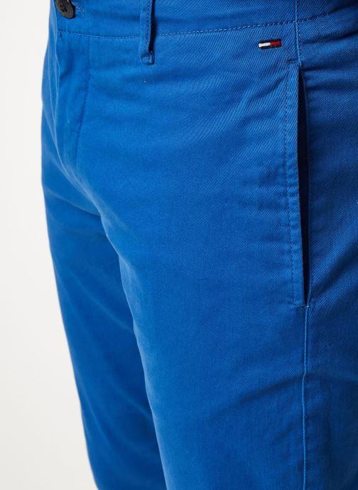 Tøj Tommy Jeans TJM ESSENTIAL SLIM CHINO Blå se forfra