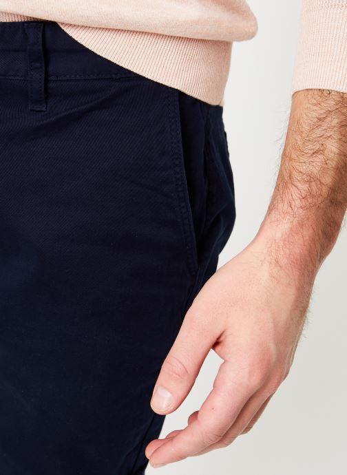 Vêtements Tommy Jeans TJM ESSENTIAL CHINO SHORT Bleu vue face