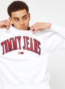 0785421efaa Tommy Jeans TJM CLEAN COLLEGIATE CREW