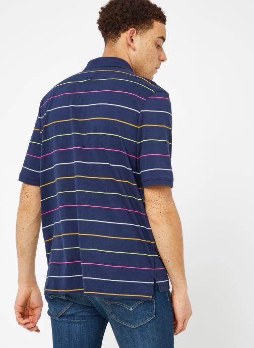 IrisMulti Tjm Polos Black Vêtements Et Fine Stripe Tommy shirts Jeans Polo T UzMjVpSqGL