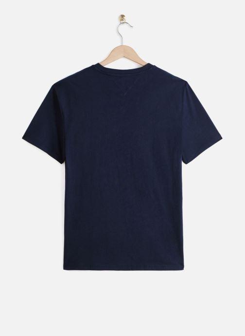 Vêtements Tommy Jeans TJM TOMMY CLASSICS TEE Bleu vue bas / vue portée sac